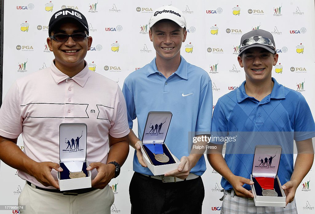 The Drive, Chip and Putt Championship - Scottsdale : News Photo