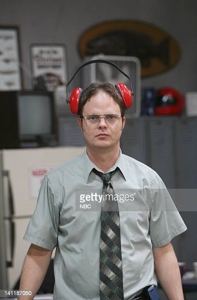 THE OFFICE Boys and Girls Episode 15 Aired Pictured Rainn Wilson as Dwight Schrute Photo by Dean Hendler/NBCU Photo Bank