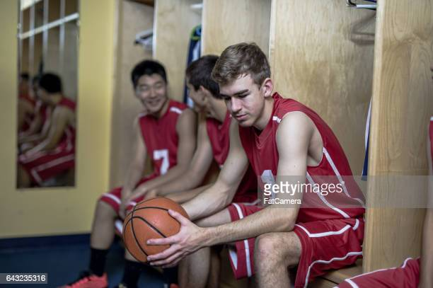 boys high school basketball team: - defeat stock pictures, royalty-free photos & images