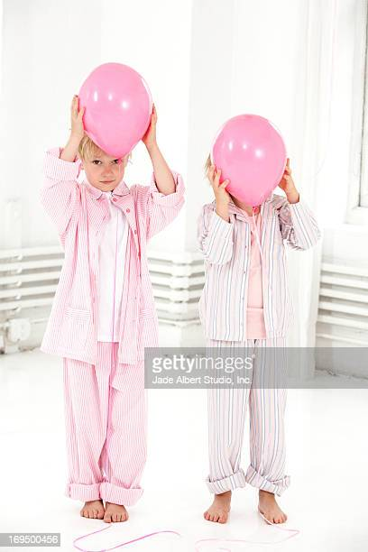 Boys in pink