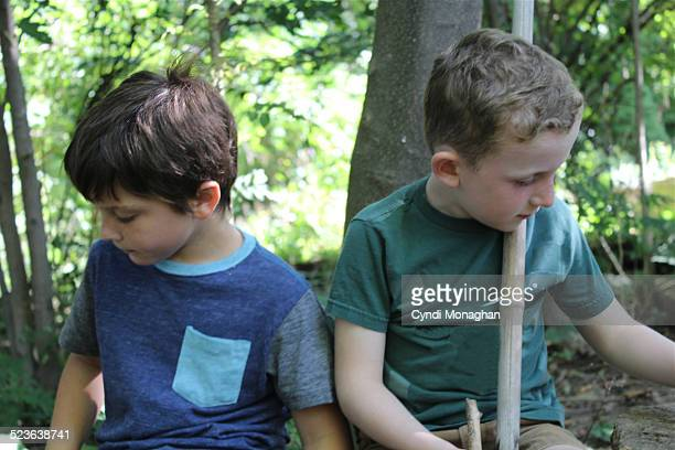 Boys in the Woods