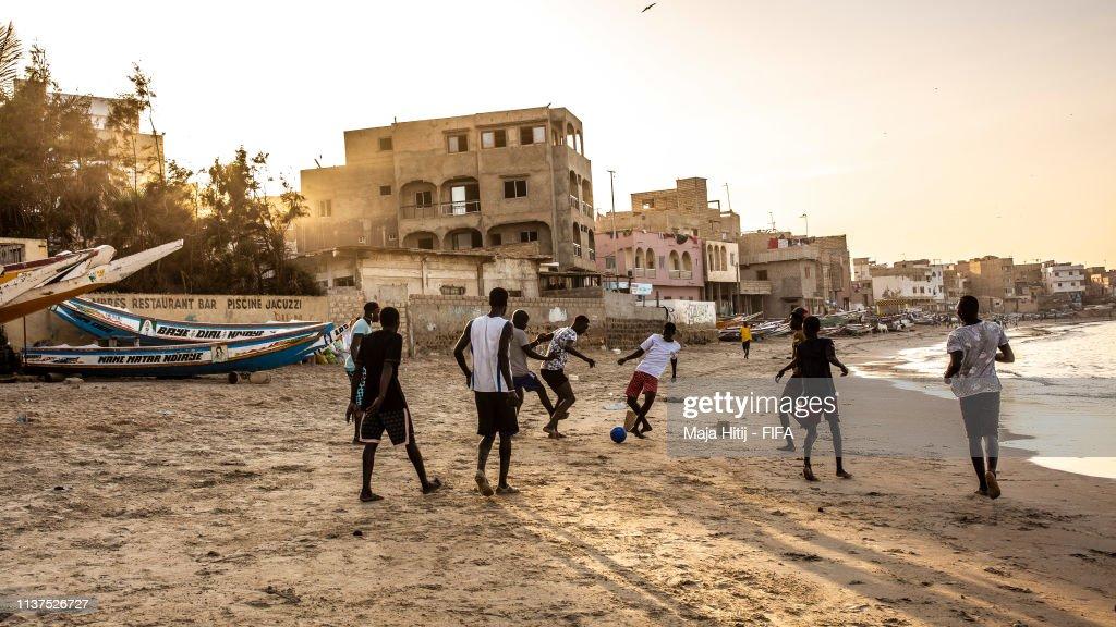 SEN: FIFA Grassroots - Senegal