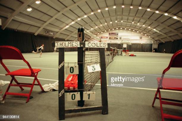 U14 Boys Tennis Competition at Tennis World Prissick Base Marton Road Middlesbrough 21st February 1998