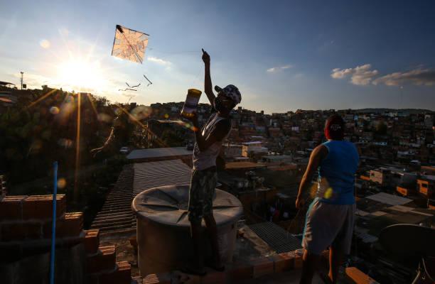 BRA: Daily Life at Brasilandia Amidst the Coronavirus (COVID -19) Pandemic