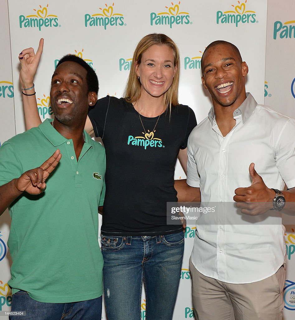 "Pampers ""Spirit of Play"" Event In Celebration Of The London 2012 Olympics"