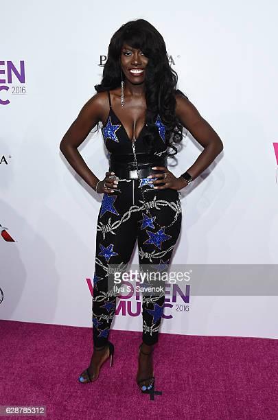 Boz Saint John attends Billboard Women In Music 2016 Airing December 12th On Lifetime at Pier 36 on December 9 2016 in New York City