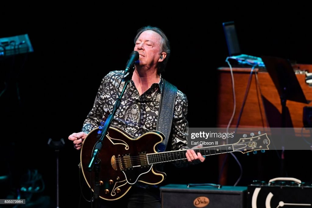 Boz Scaggs performs onstage at Thousand Oaks Civic Arts Plaza on August 18, 2017 in Thousand Oaks, California.