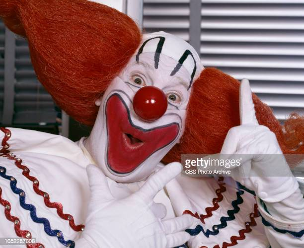 Bozo the Clown an early television personality stars on TV's AllTime Favorites a CBS television special features survey results from a nationwide...
