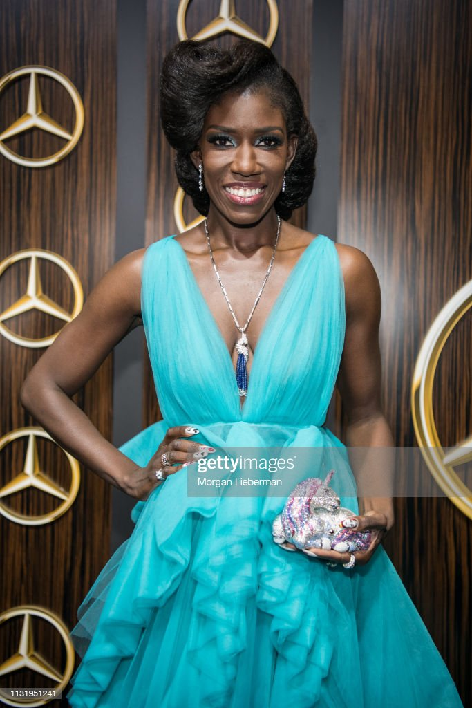 Mercedes-Benz USA's Oscars Viewing Party - Arrivals : News Photo
