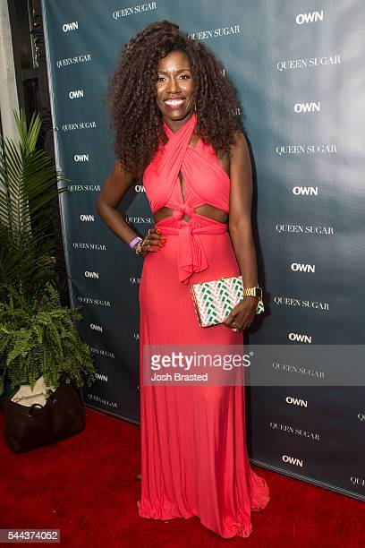 Bozoma Saint John attends a cocktail reception for Queen Sugar at Liberty Kitchen on July 2 2016 in New Orleans Louisiana