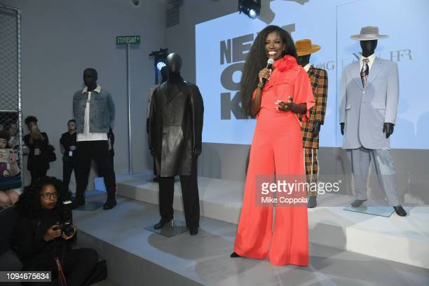 Bozoma Saint John attends Harlem's Fashion Row Special Event during New York Fashion Week The Shows at Gallery II at Spring Studios on February 6...