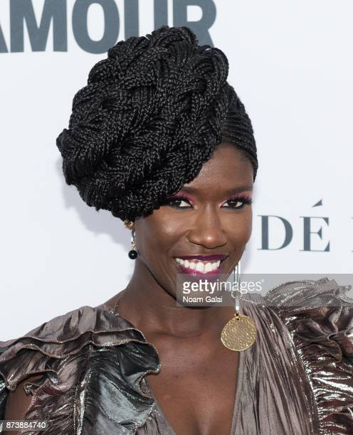 Bozoma Saint John attends the 2017 Glamour Women of The Year Awards at Kings Theatre on November 13 2017 in New York City