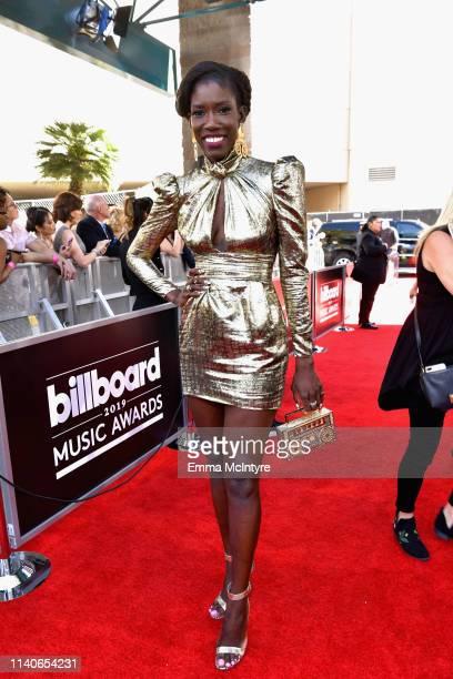 Bozoma Saint John attends the 2019 Billboard Music Awards at MGM Grand Garden Arena on May 1 2019 in Las Vegas Nevada