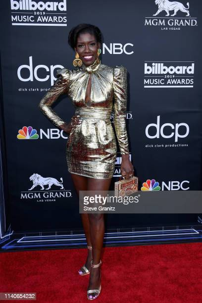 Bozoma Saint John attends the 2019 Billboard Music Awards at MGM Grand Garden Arena on May 1, 2019 in Las Vegas, Nevada.