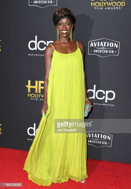 Bozoma Saint John attends the 23rd Annual Hollywood Film Awards at The Beverly Hilton Hotel on November 03 2019 in Beverly Hills California
