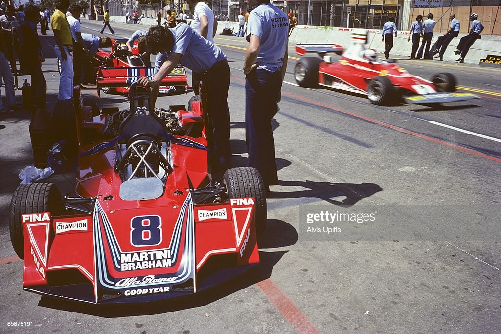 Clay Regazzoni : News Photo