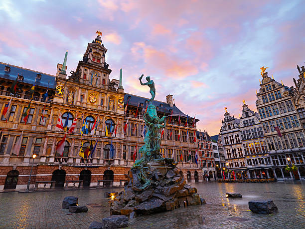 Antwerp, Belgium Antwerp, Belgium