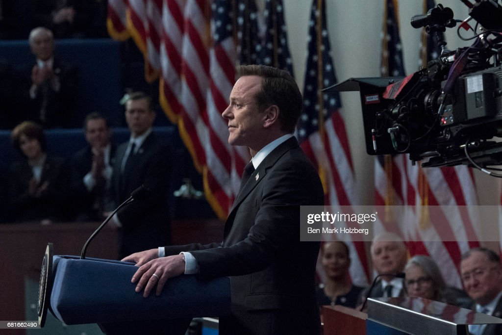 SURVIVOR - 'Brace for Impact' - In the nail-biting season finale, Hannah Wells must stop the conspiracy from carrying out a final attack while President Kirkman authorizes a nationwide manhunt for the mastermind behind it all, on ABC's 'Designated Survivor,' SUNDAY, MAY 17 (10:00-11:00 p.m. EDT), on The ABC Television Network. KIEFER