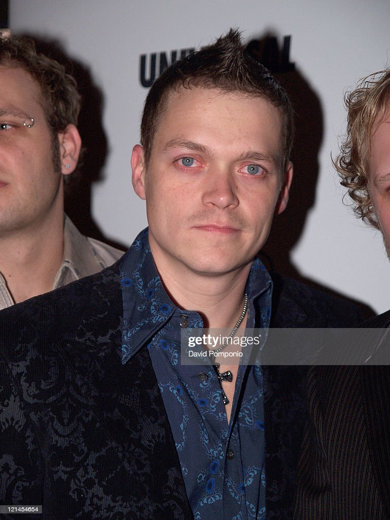 "3 Doors Down ""Seventeen Days"" Album Release Party"