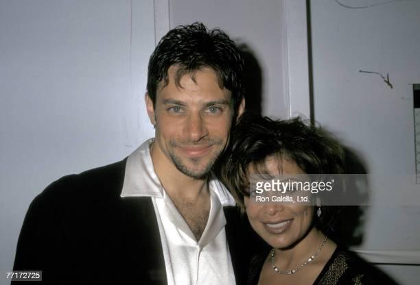 Brad Beckerman and Paula Abdul