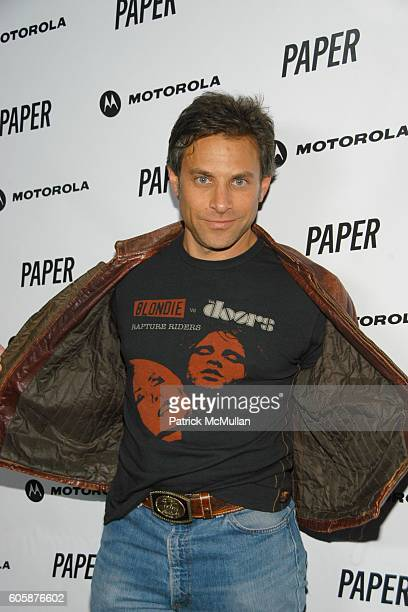 Brad Beckerman attends PAPER Magazine Motorola Present the Beautiful People Party Celebrating PAPER's Ninth Annual Beautiful People Issue at Social...