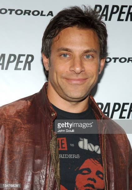 Brad Beckerman CEO of Trunk Limited during PAPER Magazine Motorola Present the Beautiful People Party West at Social Hollywood in Los Angeles...