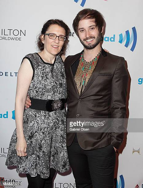 Brad Bell arrives to the 25th Annual GLAAD Media Awards Dinner and Show on April 12 2014 in Los Angeles California