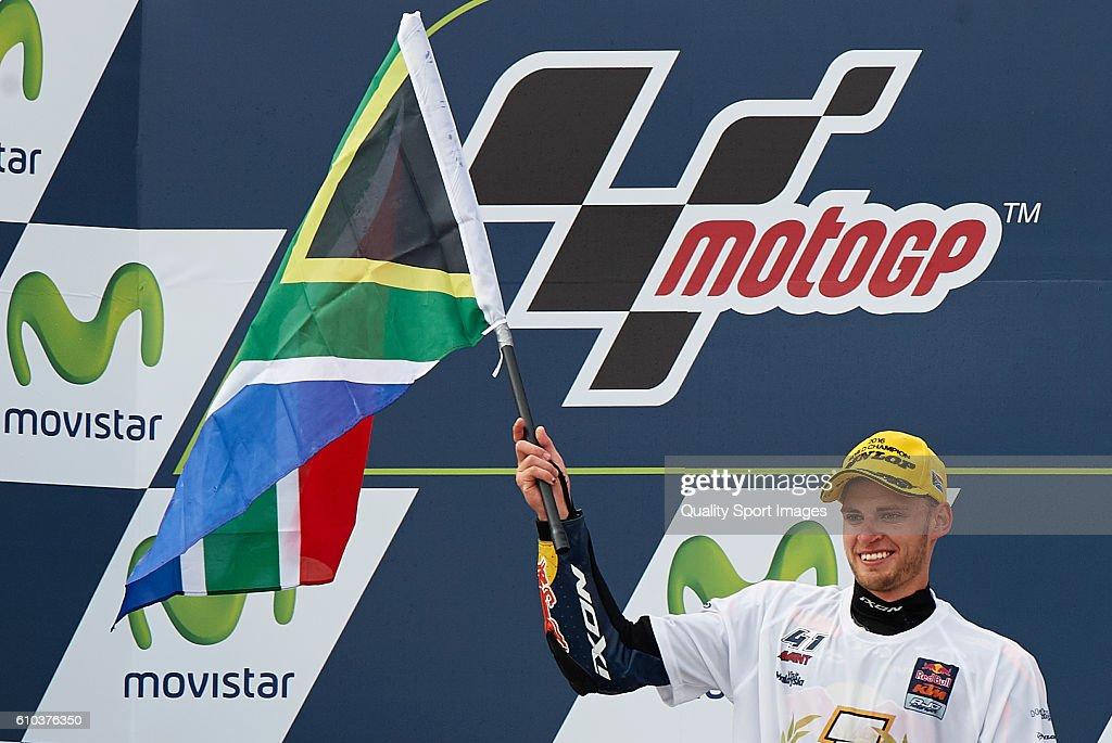 Gran Premio Movistar de Aragon de MotoGP : News Photo