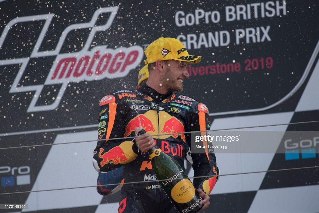 MotoGp Of Great Britain - Race : News Photo