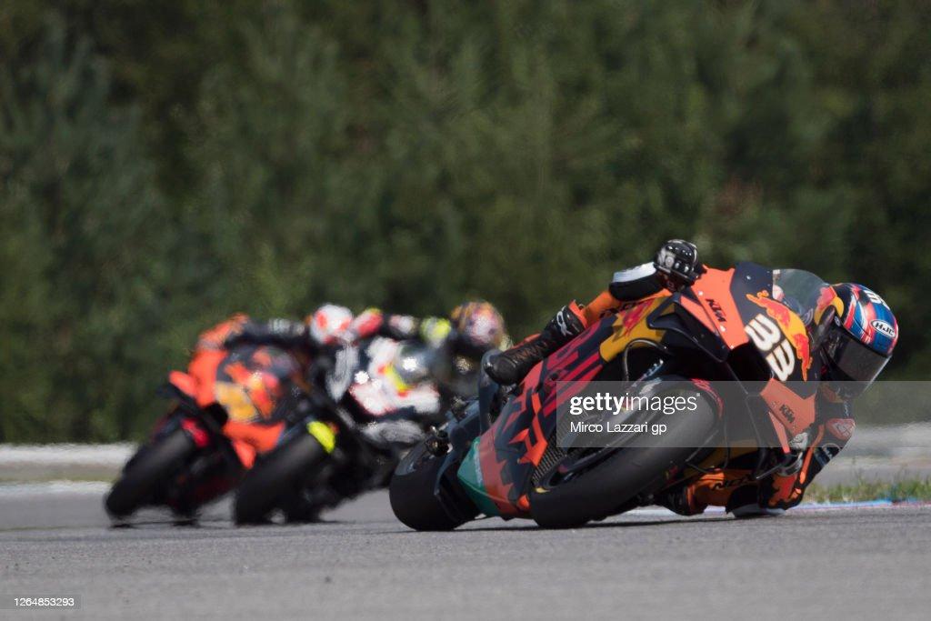 MotoGP Of Czech Republic : News Photo