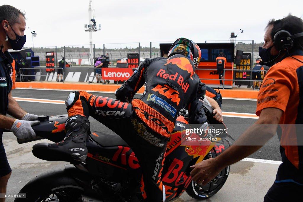 MotoGP of Europe: Free Practice : News Photo