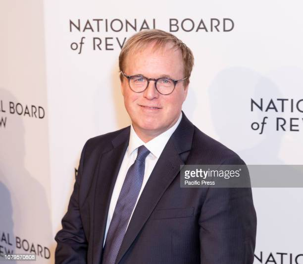 Brad Bird attends National Board of Review 2019 Gala at Cipriani 42nd street.