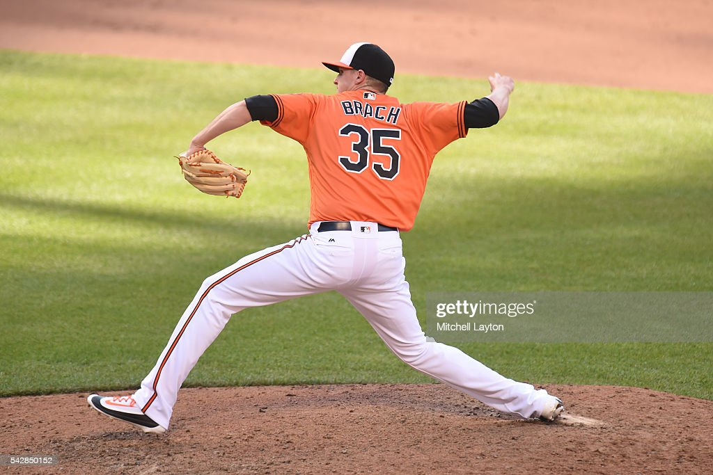 Toronto Blue Jays v Baltimore Orioles : News Photo