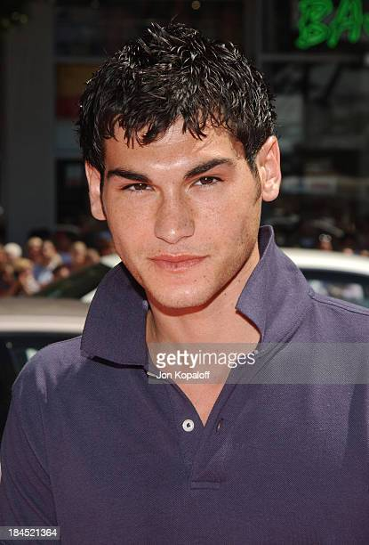 Brad Bufanda during 'A Cinderella Story' Los Angeles Premiere Arrivals at Grauman's Chinese Theatre in Hollywood California United States