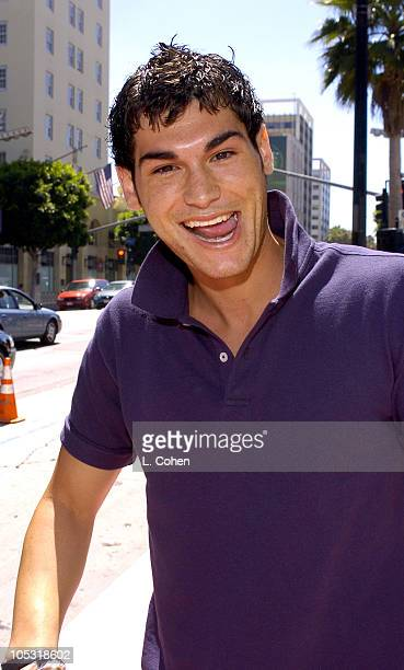 Brad Bufanda during 'A Cinderella Story' Premiere Red Carpet at Grauman's Chinese Theater in Hollywood California United States