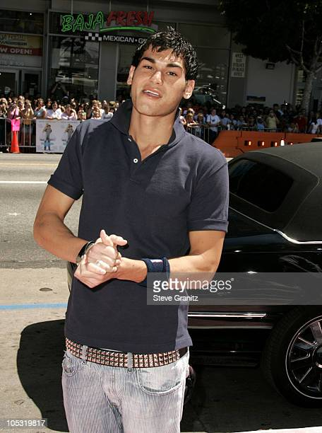 Brad Bufanda during 'A Cinderella Story' World Premiere Arrivals at Grauman's Chinese Theatre in Hollywood California United States