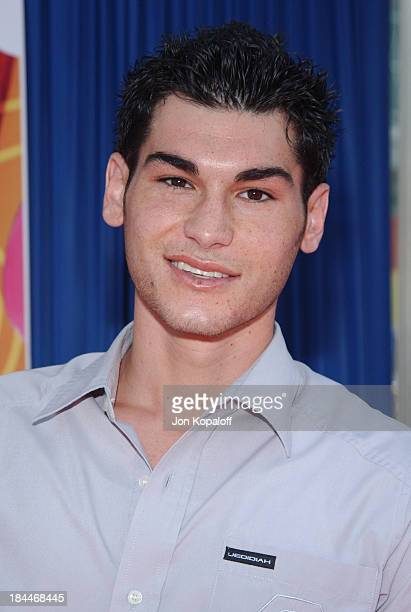 Brad Bufanda during 'Sleepover' Los Angeles Premiere Arrivals at ArcLight Cinerama Dome in Hollywood California United States