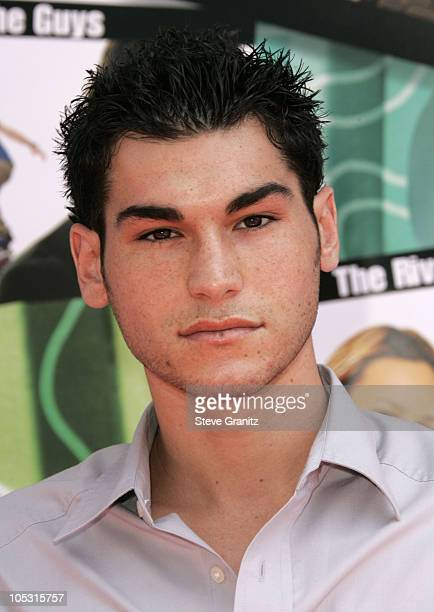 Brad Bufanda during 'Sleepover' World Premiere Arrivals at ArcLight Cinerama Dome in Hollywood California United States