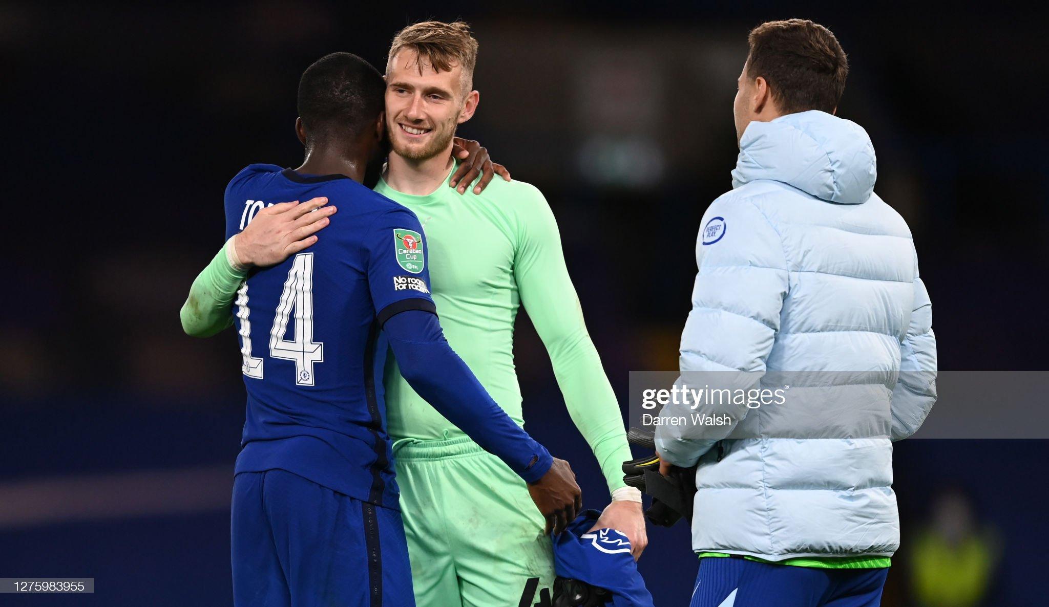Chelsea v Barnsley - Carabao Cup Third Round : News Photo