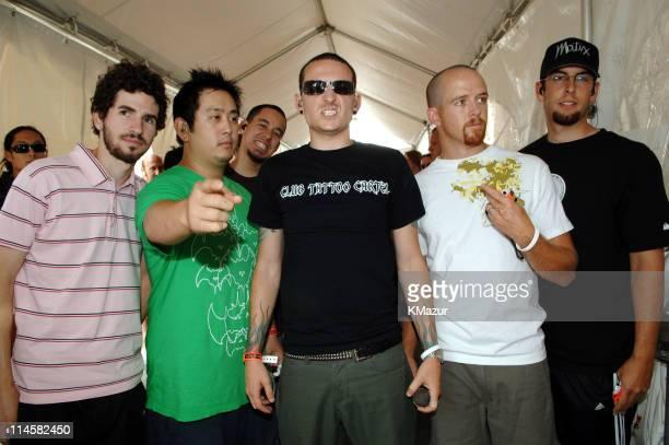 LIVE 8 - Philadelphia - Backstage