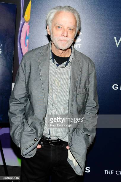 Brad Dourif attends The Cinema Society Gemfields host a special screening of IFC Midnight's Wildling at iPic Theater on April 8 2018 in New York City