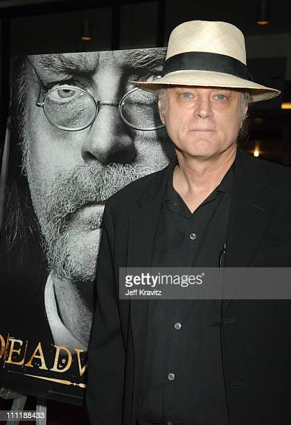 Brad Dourif during Deadwood Season Premiere Red Carpet at Cinerama Dome in Hollywood California United States