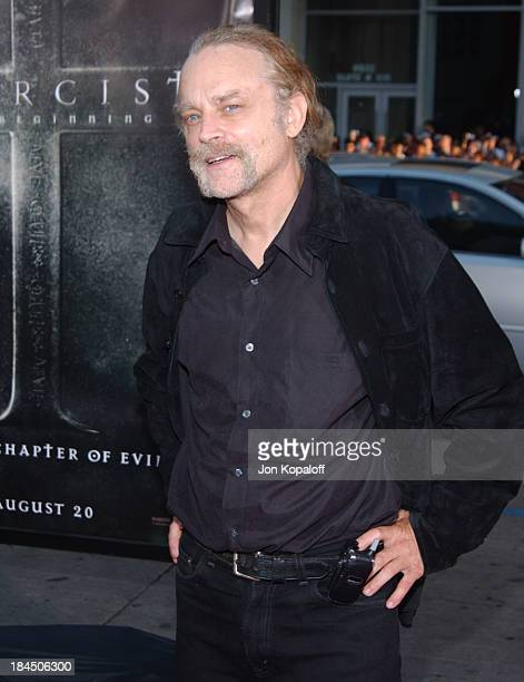 Brad Dourif during Exorcist The Beginning World Premiere Arrivals at Grauman's Chinese Theatre in Hollywood California United States