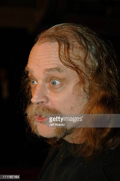 Brad Dourif during HBO's Deadwood Season 2 Los Angeles Premiere Arrivals at Grauman's Chinese Theater in Los Angeles California United States
