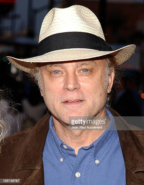Brad Dourif during HBO's Six Feet Under Season 5 Premiere at Chinese Theater in Hollywood California United States