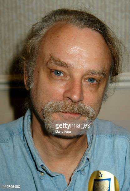 Brad Dourif during Hollywood Collectors Celebrities Show 2004 at Beverly Garland's Holiday Inn in North Hollywood California United States