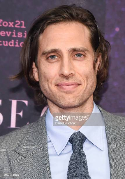 Brad Falchuk attends the New York premiere of FX series 'Pose' at Hammerstein Ballroom on May 17 2018 in New York City