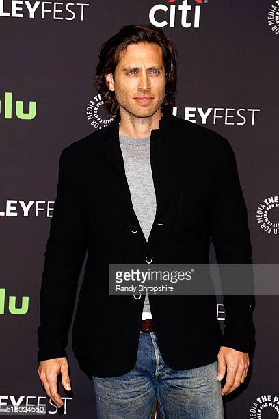 Brad Falchuk attends The Paley Center for Media's 33rd Annual PaleyFest Los Angeles 'Scream Queens' at Dolby Theatre on March 12 2016 in Hollywood...