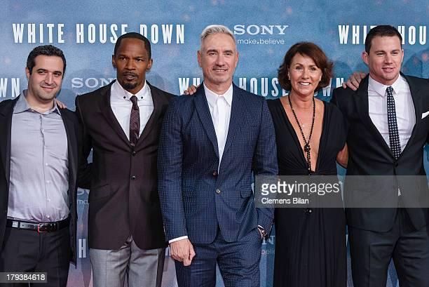 60 Hochwertige White House Down Germany Premiere Bilder Und Fotos