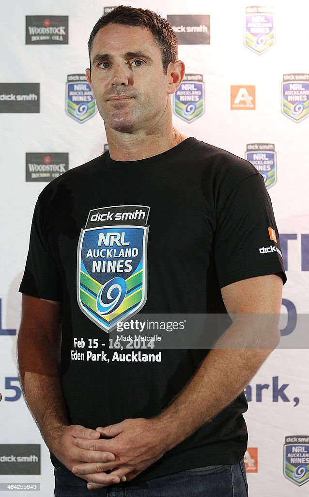 NRL Auckland Nines Jersey Launch
